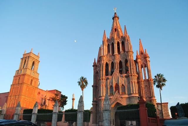 メキシコの街