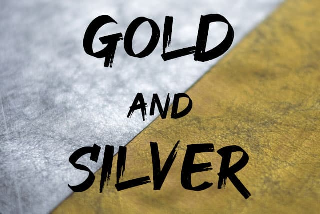 GOLS AND SILVER