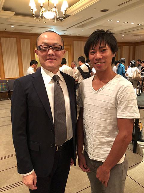竹内のりひろ氏とFXクイックナビ管理人