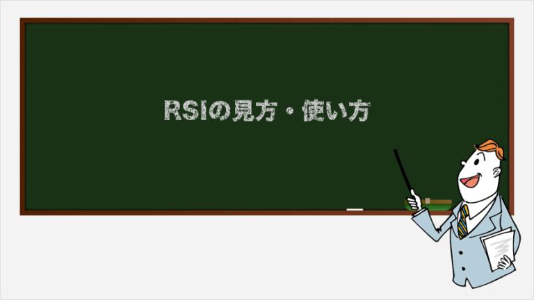 RSIの見方・使い方