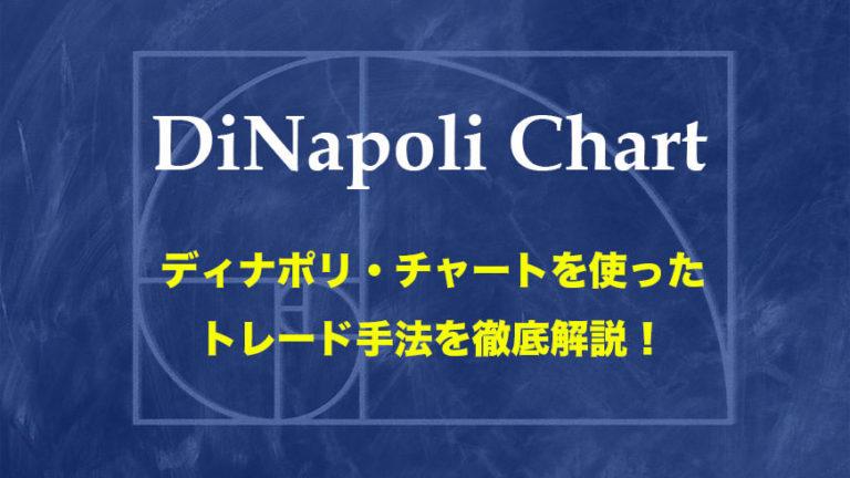 ディナポリ・チャートを使ったトレード手法を徹底解説!