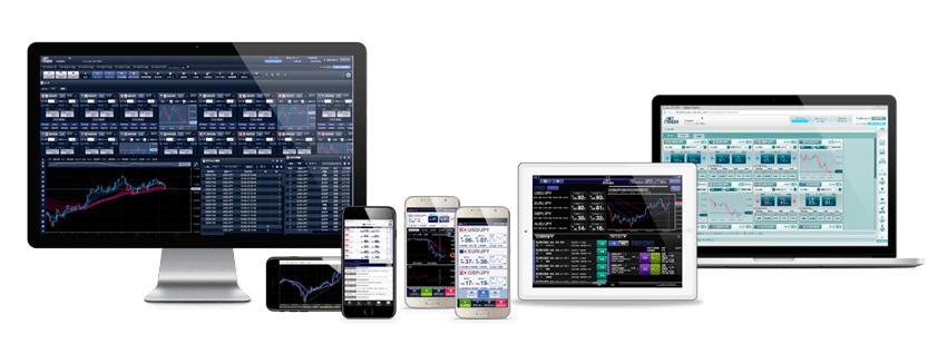 アイネット証券の取引ツール