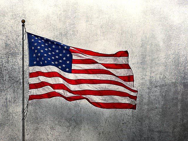 アメリカの国旗イメージ