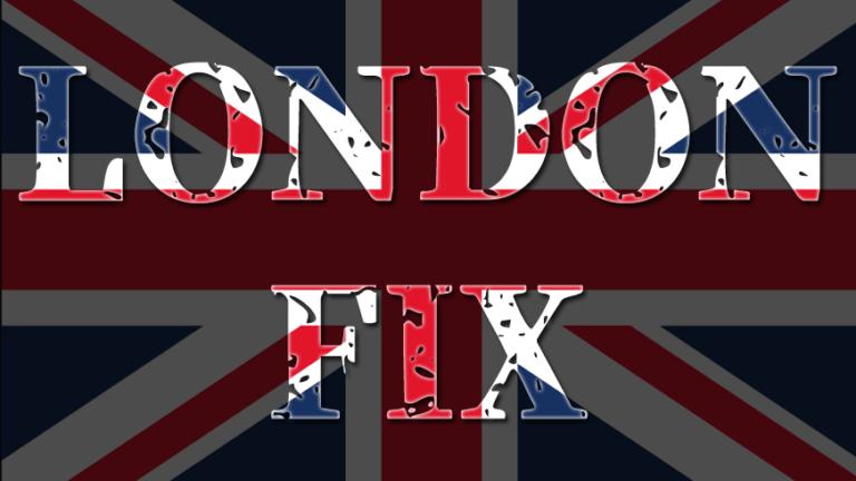 ロンドンフィックス