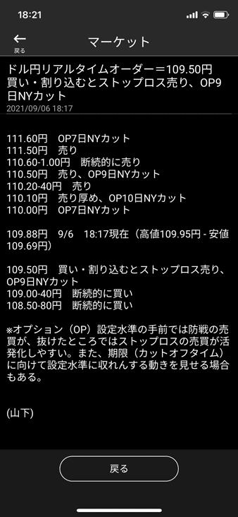 マーケットニュース(詳細)